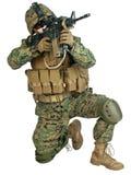 στρατιώτης εμείς Στοκ Εικόνα