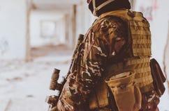 Στρατιώτης ομοιόμορφος Στοκ φωτογραφία με δικαίωμα ελεύθερης χρήσης