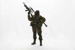 Στρατιώτης παιχνιδιών Στοκ Εικόνες
