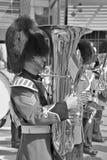 στρατιώτης παρελάσεων Στοκ Φωτογραφίες