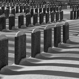 Στρατιώτης τάφων Στοκ εικόνες με δικαίωμα ελεύθερης χρήσης