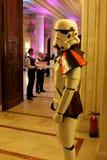 Στρατιώτης του Star Wars Στοκ φωτογραφία με δικαίωμα ελεύθερης χρήσης