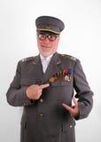 στρατιώτης υπερηφάνειας Στοκ φωτογραφίες με δικαίωμα ελεύθερης χρήσης