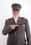 στρατιώτης υπερηφάνειας Στοκ Εικόνες