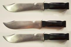 Στρατιώτης Knive Στοκ Εικόνες