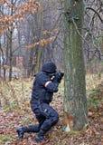 στρατιώτης swat Στοκ εικόνες με δικαίωμα ελεύθερης χρήσης