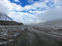 Στρατόπεδο βάσεων Everest στοκ φωτογραφίες με δικαίωμα ελεύθερης χρήσης