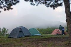 στρατόπεδο στοκ εικόνα με δικαίωμα ελεύθερης χρήσης