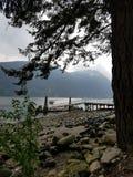 Στρατόπεδο νησιών Στοκ φωτογραφία με δικαίωμα ελεύθερης χρήσης