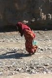 Στρατόπεδο προσφύγων Mohmand στοκ εικόνες