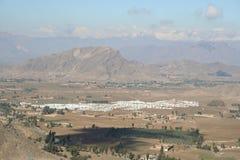Στρατόπεδο προσφύγων Mohmand στοκ εικόνες με δικαίωμα ελεύθερης χρήσης