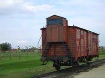 Στρατόπεδο συγκέντρωσης στοκ εικόνα με δικαίωμα ελεύθερης χρήσης