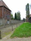Στρατόπεδο συγκέντρωσης στοκ φωτογραφία με δικαίωμα ελεύθερης χρήσης