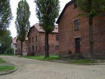 Στρατόπεδο συγκέντρωσης στοκ φωτογραφία