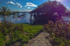 Στρατόπεδο του Μπους Pemba - παλίρροια ` s μέσα Στοκ εικόνα με δικαίωμα ελεύθερης χρήσης