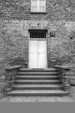Στρατόπεδο Auschwitz, Πολωνία Στοκ Φωτογραφίες
