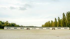 Στρατόπεδο concentraion Dachau στη Γερμανία Στοκ εικόνες με δικαίωμα ελεύθερης χρήσης