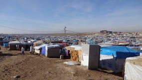 Στρατόπεδο Domeez στοκ εικόνες με δικαίωμα ελεύθερης χρήσης