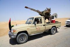 στρατός ελεύθερος Λίβυος Στοκ φωτογραφίες με δικαίωμα ελεύθερης χρήσης