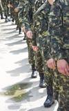 στρατός ρωσικά Στοκ εικόνες με δικαίωμα ελεύθερης χρήσης