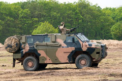 στρατός bushmaster Στοκ Φωτογραφία