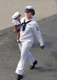 στρατός mom Στοκ Εικόνες
