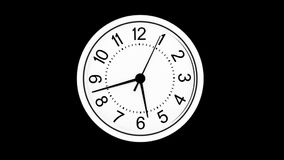 Στρεβλώνοντας χρονόμετρο ρολογιών φιλμ μικρού μήκους