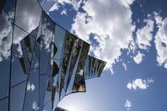 Στριμμένες αντανακλάσεις Στοκ φωτογραφίες με δικαίωμα ελεύθερης χρήσης