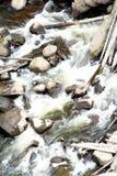 στροβιλιμένος ύδωρ Στοκ φωτογραφίες με δικαίωμα ελεύθερης χρήσης