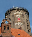 στρογγυλός πύργος Στοκ Φωτογραφίες