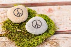 στρογγυλές πέτρες Στοκ φωτογραφίες με δικαίωμα ελεύθερης χρήσης