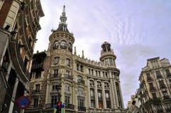 Πλατεία της Μαδρίτης Canillejas στοκ φωτογραφία με δικαίωμα ελεύθερης χρήσης