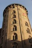 Στρογγυλός πύργος Κοπεγχάγη Στοκ Εικόνες