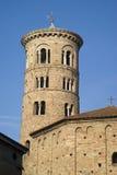 Στρογγυλός πύργος κουδουνιών Στοκ εικόνα με δικαίωμα ελεύθερης χρήσης
