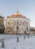 Στρογγυλός πύργος Στοκ Εικόνα