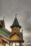Στρογγυλός πύργος Στοκ φωτογραφία με δικαίωμα ελεύθερης χρήσης