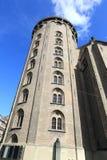 Στρογγυλός πύργος Copentagen Στοκ φωτογραφία με δικαίωμα ελεύθερης χρήσης