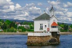 Στρογγυλό ταξίδι Olso Στοκ Φωτογραφία