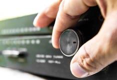 Στροφή δάχτυλων Στοκ φωτογραφία με δικαίωμα ελεύθερης χρήσης