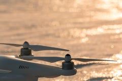 Στροφείς ενός κηφήνα multicopter στοκ φωτογραφίες με δικαίωμα ελεύθερης χρήσης