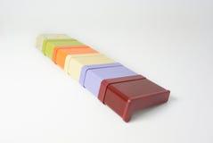 Στρωματοειδής φλέβα χρώματος Στοκ εικόνες με δικαίωμα ελεύθερης χρήσης
