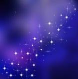 στρόβιλος αστεριών Στοκ εικόνα με δικαίωμα ελεύθερης χρήσης