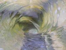 Στρόβιλος νερού όπως έναν τρόπο στον άγνωστο στοκ εικόνα με δικαίωμα ελεύθερης χρήσης