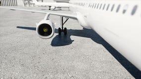 Στρόβιλος αεροσκαφών Ζωτικότητες στροβίλων αεροπλάνων μικρό ταξίδι χαρτών του Δουβλίνου έννοιας πόλεων αυτοκινήτων απεικόνιση αποθεμάτων