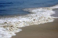 στρώστε με άμμο το ύδωρ στοκ εικόνες