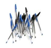 Στυλοί σημείου σφαιρών στοκ φωτογραφία με δικαίωμα ελεύθερης χρήσης