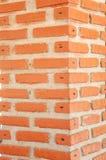 Στυλοβάτες τούβλου Στοκ εικόνες με δικαίωμα ελεύθερης χρήσης