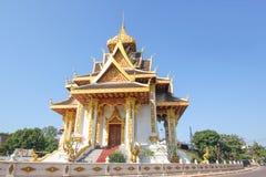 Στυλοβάτης πόλεων σε Vientiane, Λάος Στοκ φωτογραφία με δικαίωμα ελεύθερης χρήσης