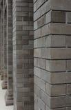 Στυλοβάτης τούβλου Στοκ εικόνα με δικαίωμα ελεύθερης χρήσης