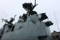 στόλος Στοκ Φωτογραφία